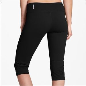 74fb02ac998573 Zella Live In Black Capri High Waisted Leggings-L
